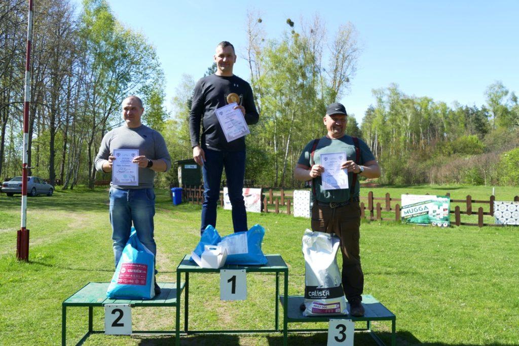 WYNIKI Zawody o Puchar Łowczego Okręgowego 09.05.2021
