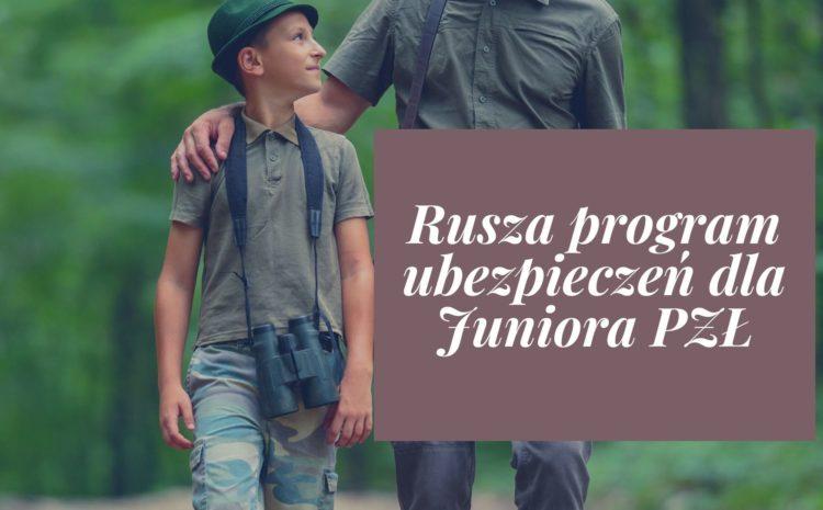 Rusza program ubezpieczeń dla Juniora PZŁ